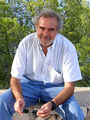 José Manuel Echevarría ha sufrico cáncer de colon. (Foto: Pilar León)