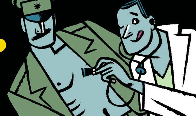 Cada vez más hombres se atreve a consultar a su médico un problema sexual.