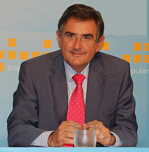 Ovidio Sánchez, presidente regional del PP asturiano.