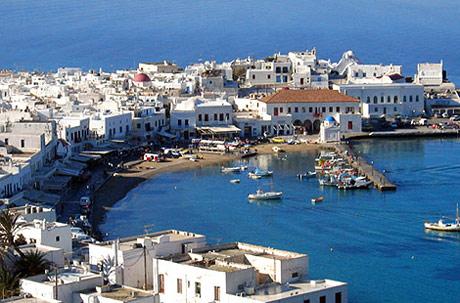 grecia vende sus islas