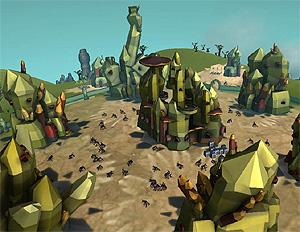 Spore es uno de los videojuegos más esperados. (Foto: EA)