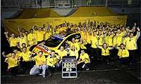 SEAT ganadora del Campeonato Mundial de Turismos.