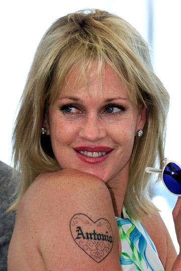 amor tatuajes.  de tatuajes célebres sin mencionar la pasional declaración de amor de la