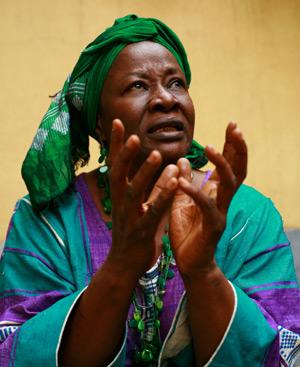 Esposa follar historia africana