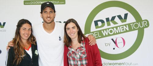 1370247091 extras ladillos 2 0 DKV Padel Women Tour by YO DONA: la fórmula de la felicidad en Madrid