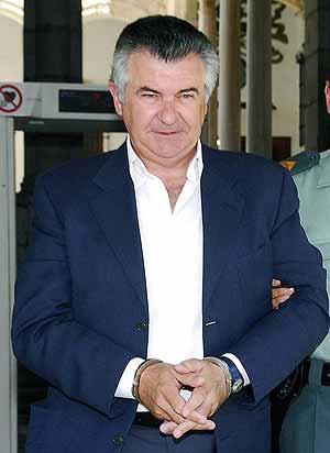 Juan Antonio Roca, ex asesor de Urbanismo del Ayuntamiento de Marbella. (Foto: EFE)