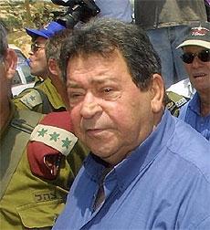 El ex ministro de Defensa israelí imputado |. AP