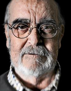 José Antonio Labordeta.| Luis de Alas