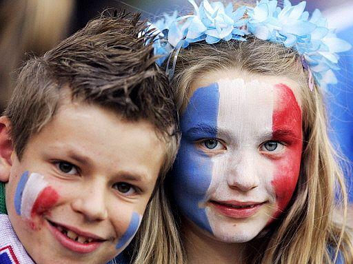cara pintada mundial futbol